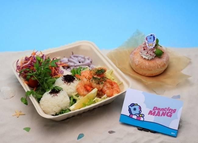 MANG:夏威夷奶油蒜蝦飯