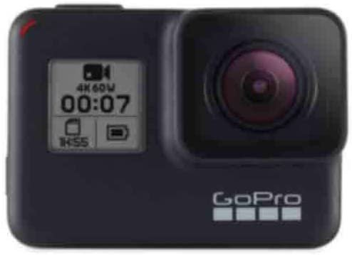 GoPro HERO7 Black 運動攝影機