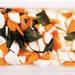 紅色彩椒、紅蘿蔔簡單料理食譜