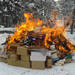 御守過期怎麼辦?北海道東川神社どんど焼き儀式幫你處理