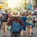 文化衝擊!日本人旅行時感到驚訝的習慣與規則