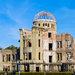 日本的世界遺產系列No.18ー廣島和平紀念碑(原爆圓頂)