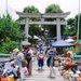 ◆感受神社莊嚴氣氛「町田天滿宮骨董市集」