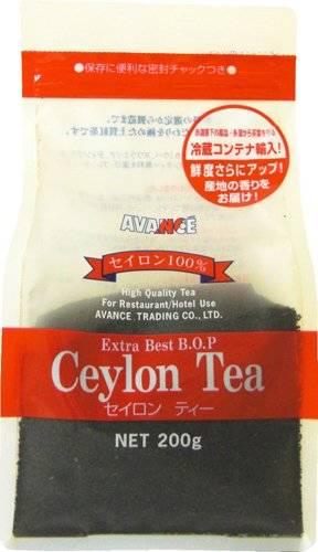 AVANCE『CEYLON TEA EX BOP (200g)』