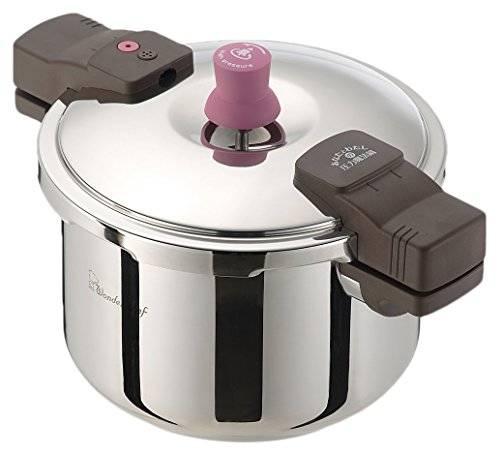 Wonder Chef『你和我的壓力魔法鍋 5.5L』