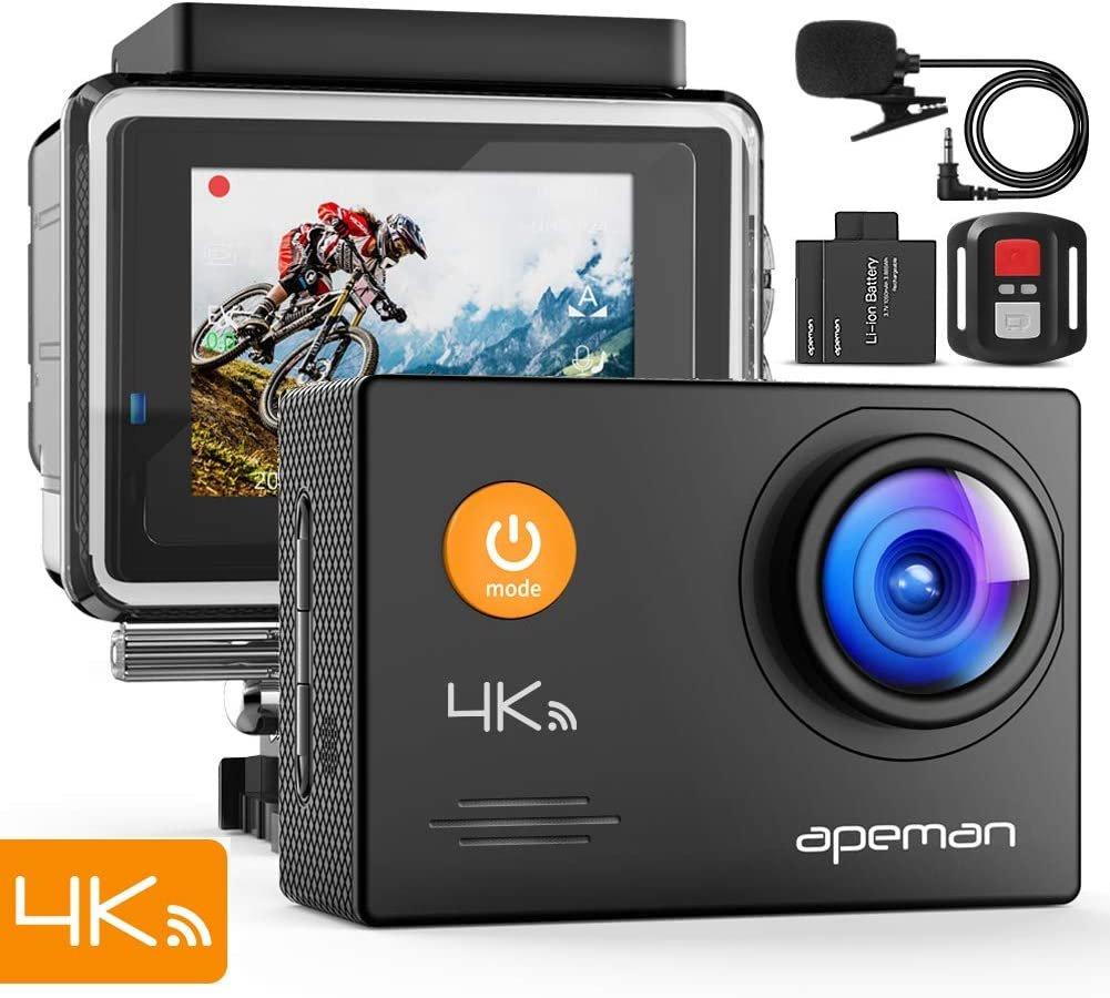 Apeman A79 4K 防水運動相機