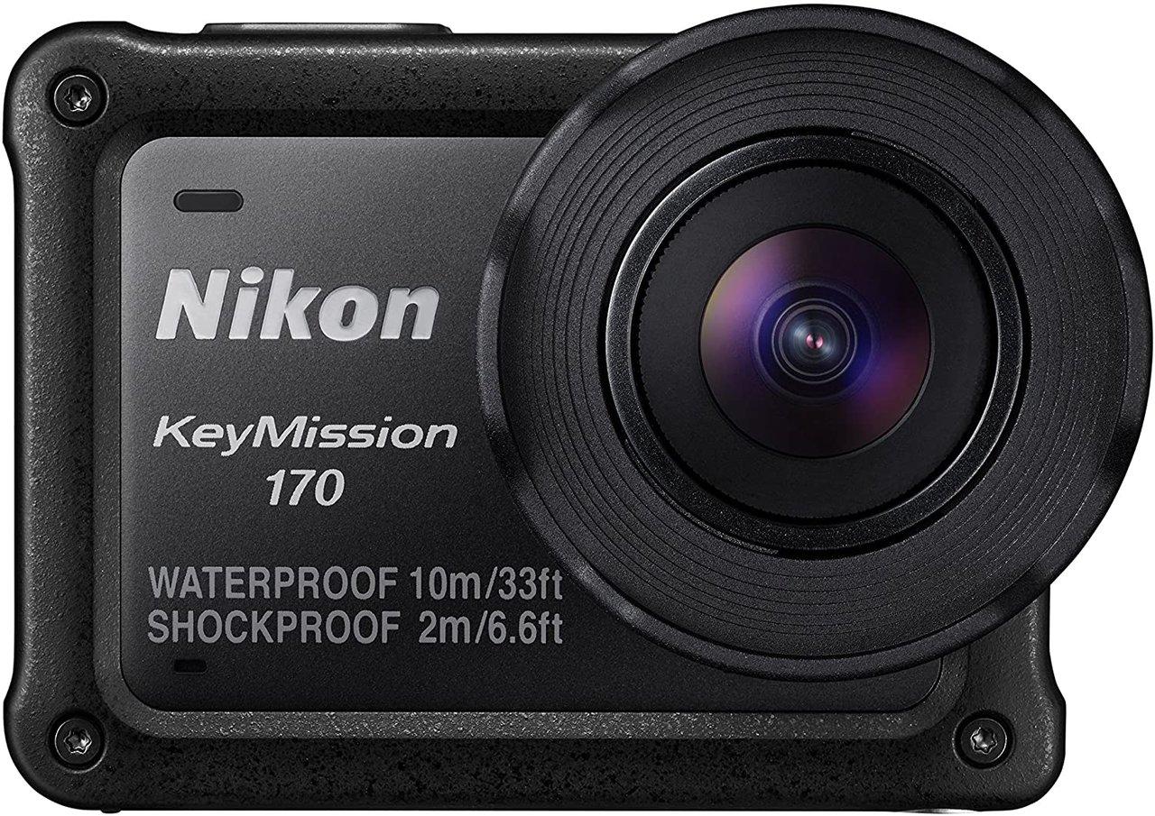 Nikon『KeyMission 170(KM170BK)』