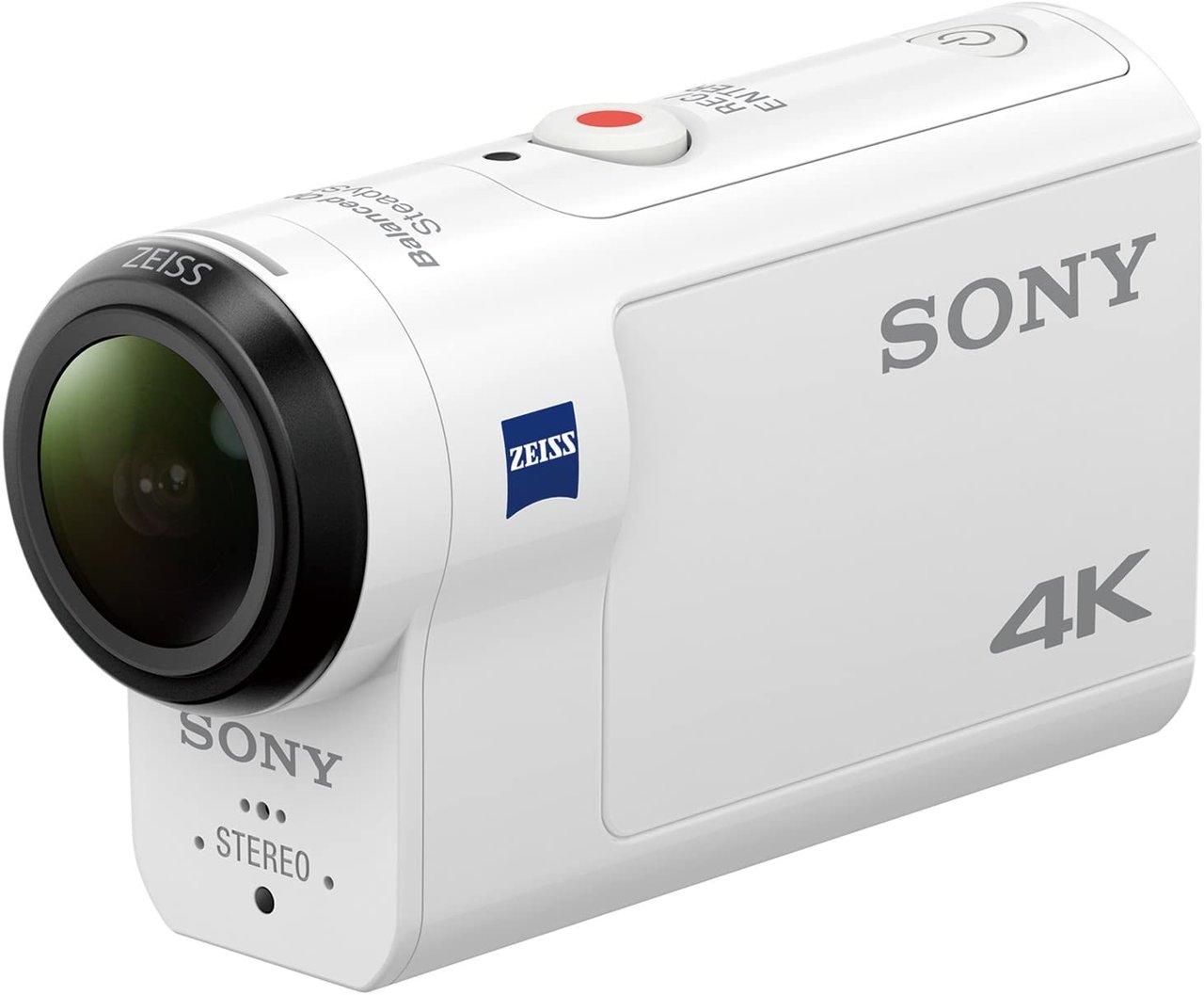 Sony FDR-X3000 4K高畫質運動攝影機