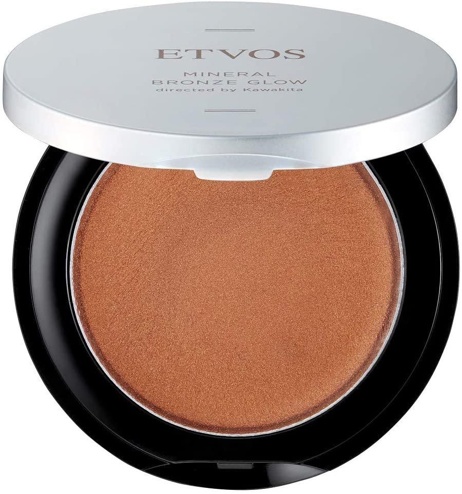 【第35名 (同率)】ETVOS『琉璃金燦礦物修容霜』