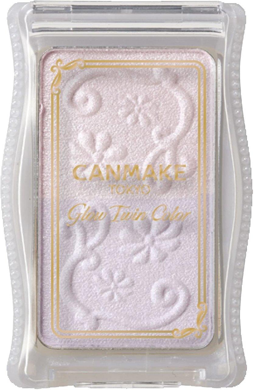 CANMAKE『雙子星紗眼影(04)』