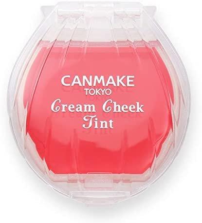 CANMAKE「透亮絲滑腮紅霜」