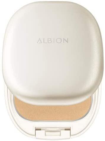 綜合第19名:ALBION『WHITE POWDERLESST 皙潤雪膚輕感粉餅』