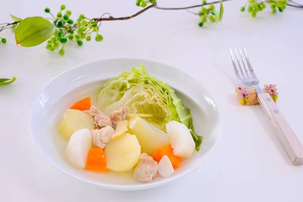 野菜のごろっとポトフ