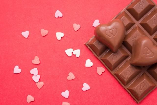 バレンタインにあやかって心身を愛(め)でよう! チョコレートのチカラ