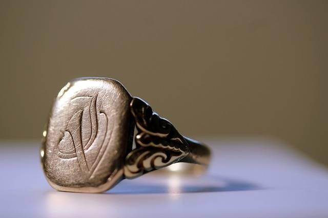 Ring Signet Gold · Free photo on Pixabay (4368)