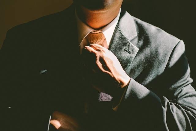 Tie Necktie Adjust - Free photo on Pixabay (2104)