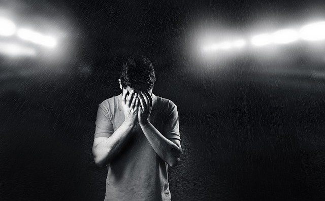 Sad Man Depressed - Free photo on Pixabay (2127)