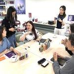 【メディアトリップ】親しみやすさNo.1の等身大KOL『杏仁眼Miu』の来日メーカー訪問の模様を紹介!