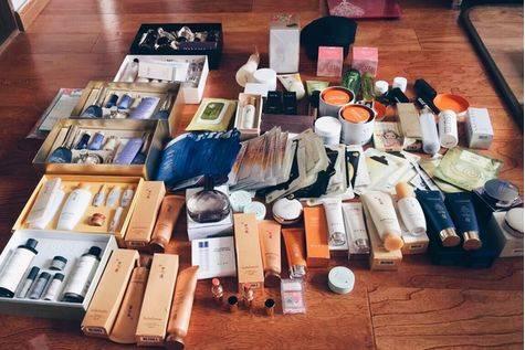 韓国化粧品の代購