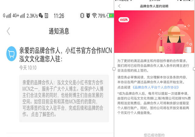 「小紅書(RED)」傘下のMCN「泓文文化メディア」と...