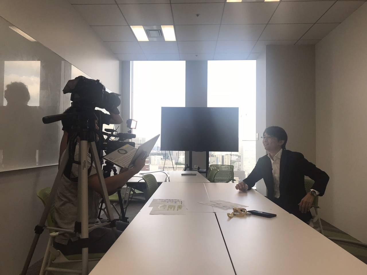 採用blog_NewsTVの中途採用ビデオリリース、誕生!