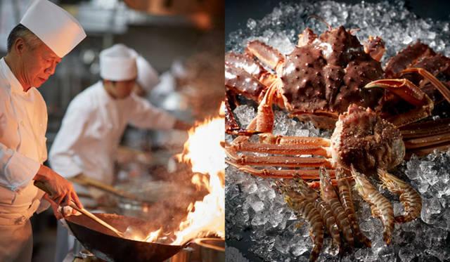 グランドニッコー東京 台場で味わう『冬の贅~海老・蟹ディナー』