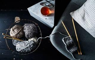 幸せへと続く編み物のススメ