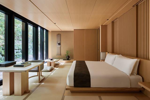 「アマン京都」が2019年11月にオープン