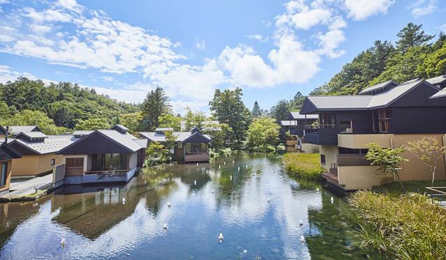 夏野菜と温泉で体のリズムを整える、星のや軽井沢の夏季限定プログラム