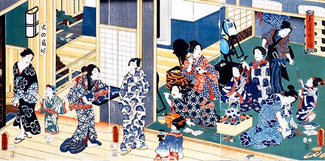 ニッポン化粧ヒストリー第4回 1000年続いた「お歯黒」というミステリアスな風習
