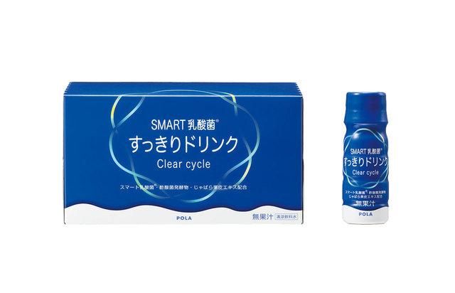 「スマート乳酸菌®️すっきりドリンク クリアサイクル」発売