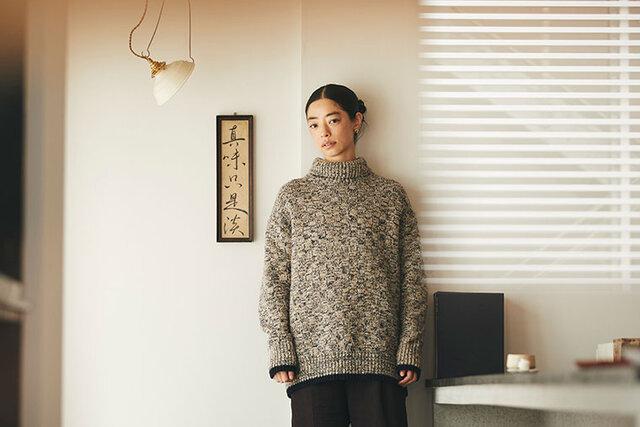 """〈美しさの秘密〉第8回 モデル・市川実和子「月日を重ねて気づく""""自然体""""という美しさ」"""