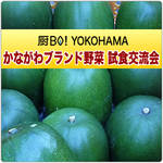 かながわブランド野菜 試食交流会厨「BO!YOKOHAMA」にて開催 !!