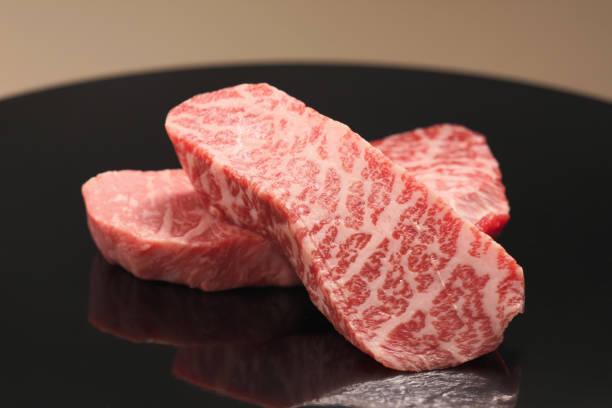 和牛ステーキのお肉