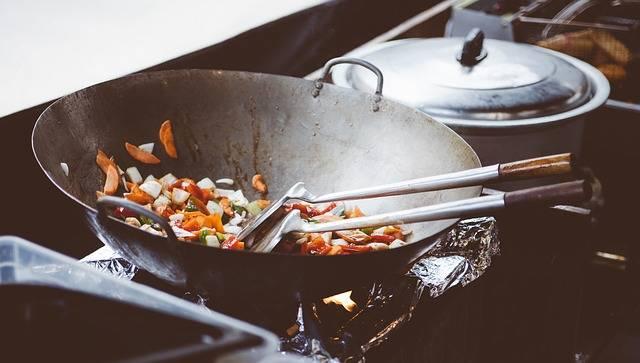 Cooking Wok Chinese · Free photo on Pixabay (123)