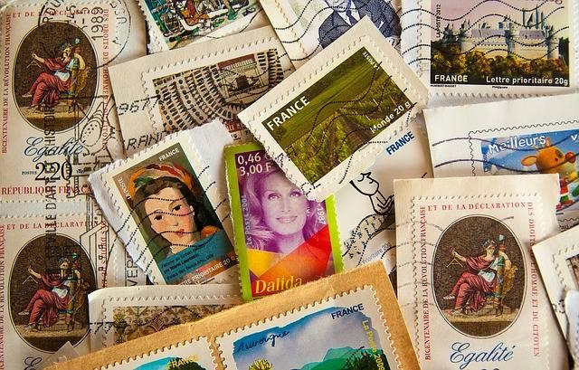 France Stamps Philately · Free photo on Pixabay (130)