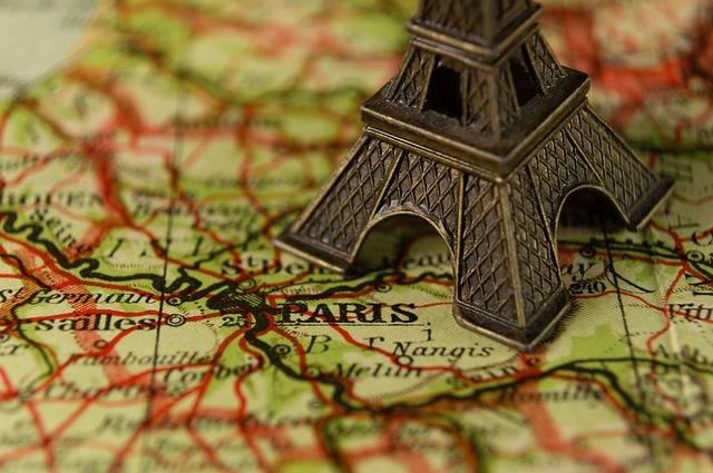 Eiffel Tower France Landmark · Free photo on Pixabay (131)