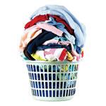 梅雨の洗濯物、部屋干しには除菌洗剤を