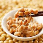 大豆を発酵させると死亡率が低下する!?