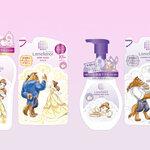 <新商品>「Lamellance(ラメランス)」ボディウォッシュシリーズ『美女と野獣』限定デザイン発売!~世界中を魅了するロマンティックなストーリーをバスタイムで~