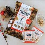 <新商品>【日本初】の機能性表示食品のミックスナッツ、「リセットナッツ-きなこ風味-」新発売|ロート製薬株式会社のプレスリリース
