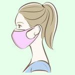 二重マスクで感染対策! ウレタンマスクも大活躍!?