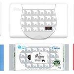 <新商品>【前年比149%】急拡大のウエットティシュー市場 大王製紙「Puana🄬」が北欧デザイン「kippis🄬」と初コラボ!