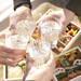 日本酒の種類豊富さと日本酒に合うフードの種類に感動します。