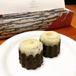 日本酒と甘いものが大好きな方にお勧めのスイーツ!酒粕を使った絶品焼き菓子の「富士山カヌレ」