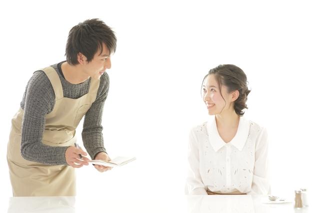 男性店員と女性客|写真素材なら「写真AC」無料(フリー)ダウンロードOK (240)
