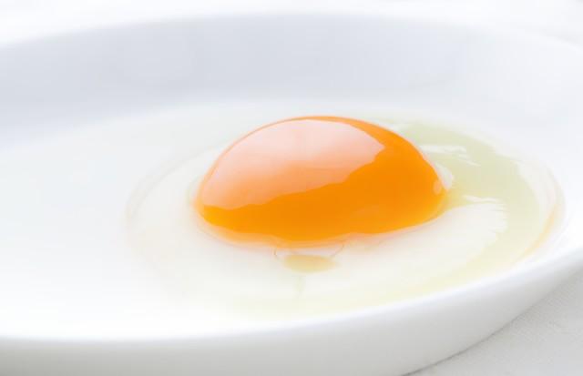 綺麗な生卵|フリー写真素材・無料ダウンロード-ぱくたそ (495)
