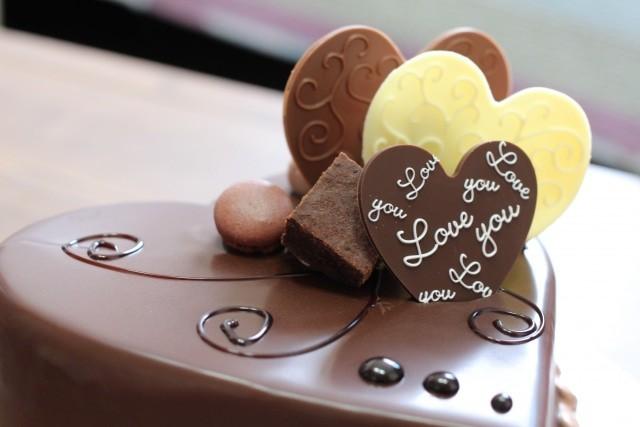 ハートのチョコレートケーキ|写真素材なら「写真AC」無料(フリー)ダウンロードOK (893)