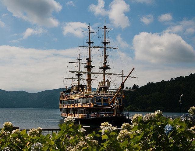 Free photo: Pirate, Boat, Hakone, Mountain - Free Image on Pixabay - 1207149 (1176)