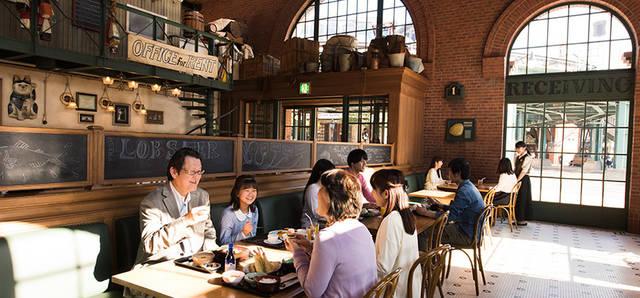 【公式】レストラン櫻 | 東京ディズニーシー | 東京ディズニーリゾート (4027)